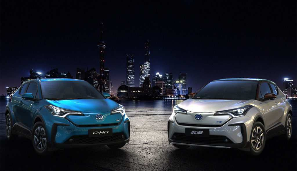 36 The Toyota Chr 2020 Performance And New Engine