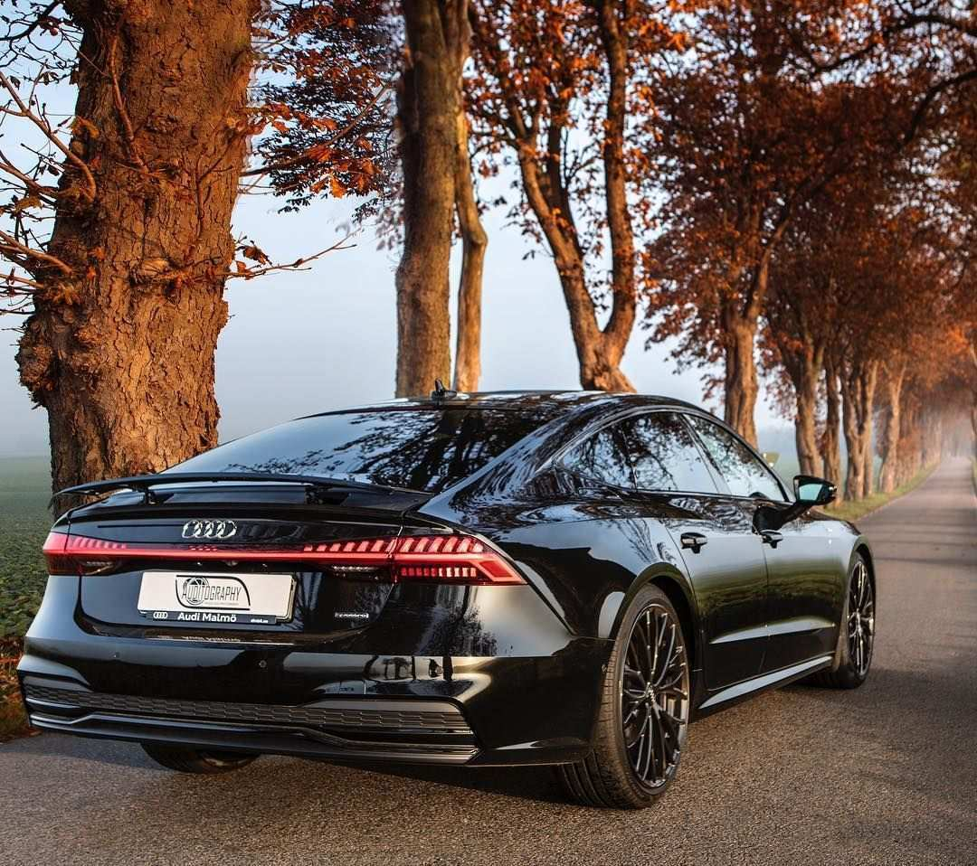 37 A 2019 Audi A7 Colors Redesign