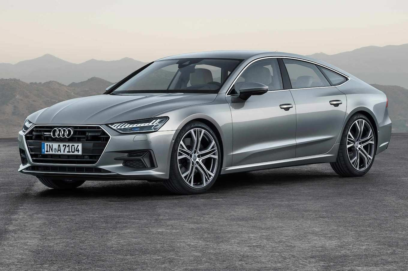 37 A 2019 Audi S7 Redesign And Concept