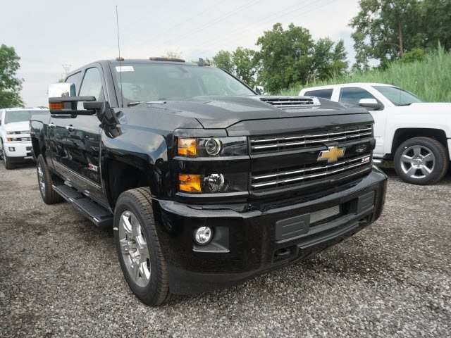 37 A 2019 Chevy 2500Hd Duramax Configurations