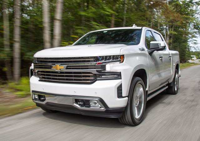 37 A 2019 Chevy Silverado Wallpaper