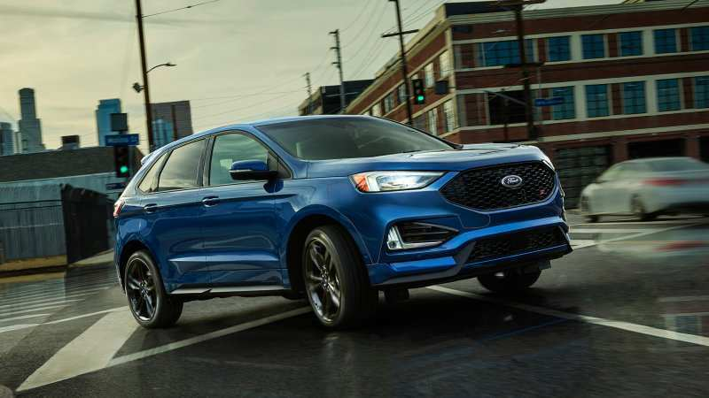 37 A 2019 Ford Edge New Design Redesign And Concept
