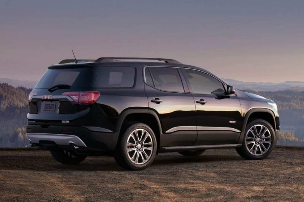 37 A 2019 GMC Envoy Redesign And Review