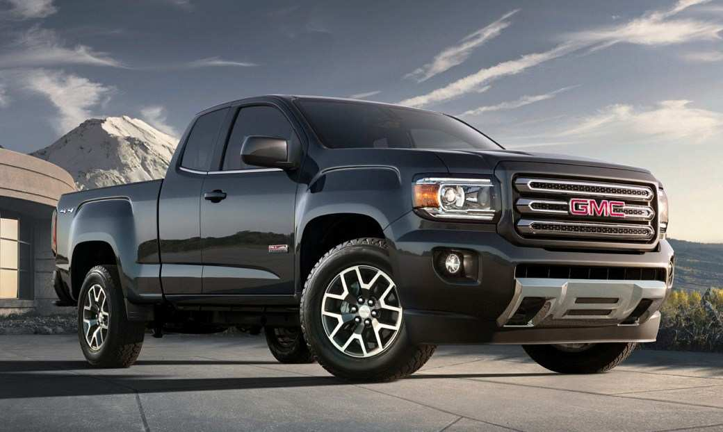37 A 2019 Gmc Canyon Diesel Ratings