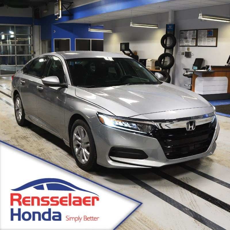 37 A 2019 Honda Accord Sedan Review