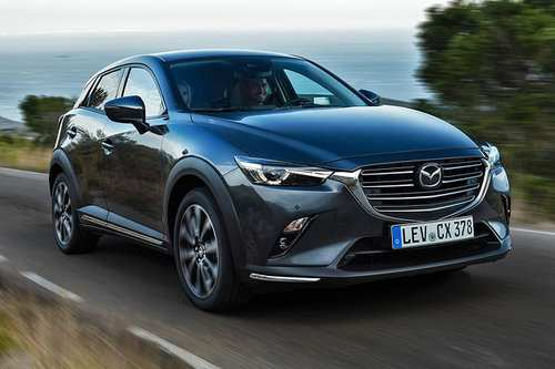 37 A 2019 Mazda Cx 3 Performance