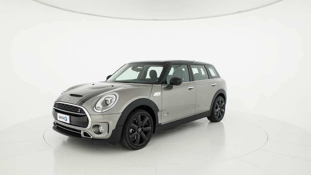 37 A 2019 Mini Clubman Speed Test