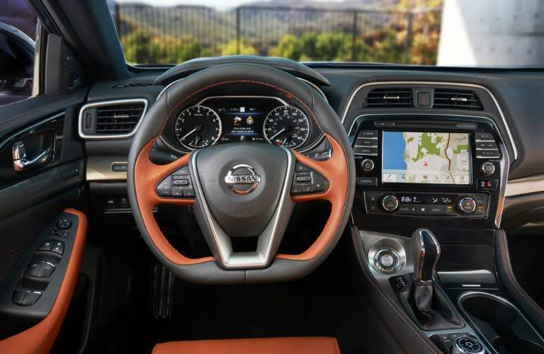 37 A 2019 Nissan Maxima Release