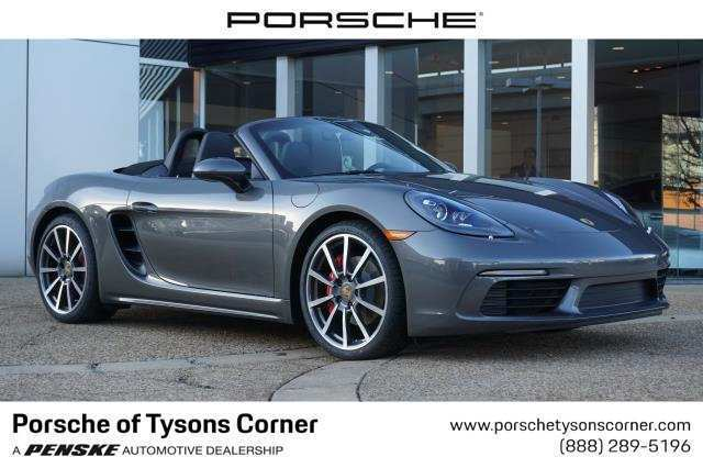 37 A 2019 Porsche Boxster S Exterior And Interior