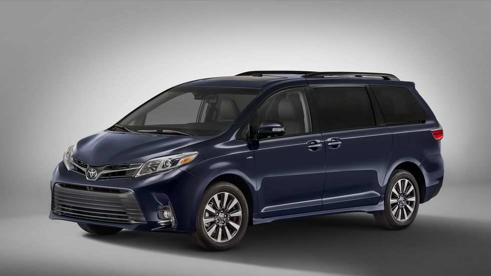 37 A 2019 Toyota Sienna Review And Release Date