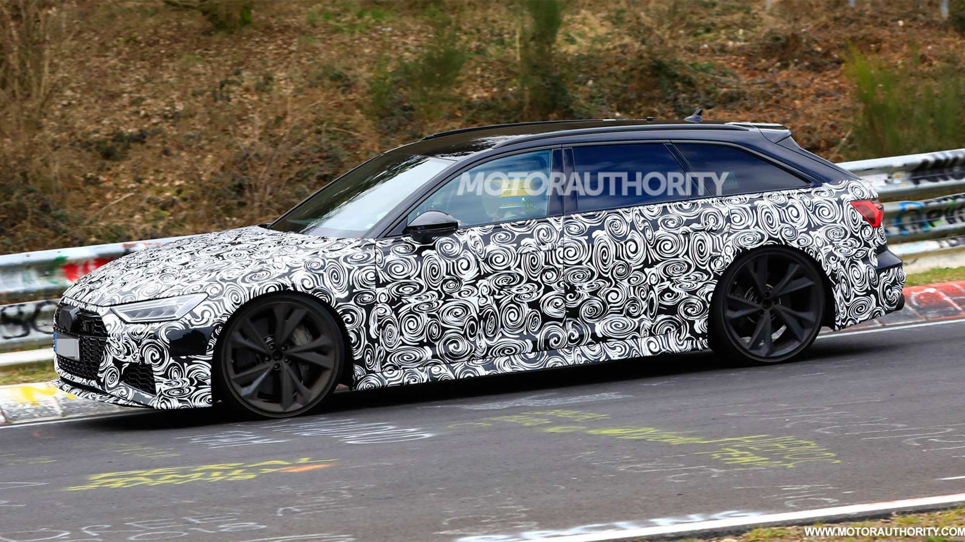 37 A 2020 Audi Rs6 Wagon Release Date And Concept