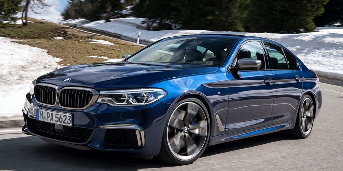 37 A 2020 BMW 550I Price And Release Date