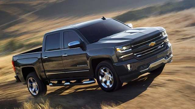 37 A 2020 Chevy Silverado 1500 New Model And Performance