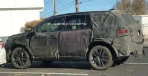 37 A 2020 Honda Pilot Spy Photos Reviews