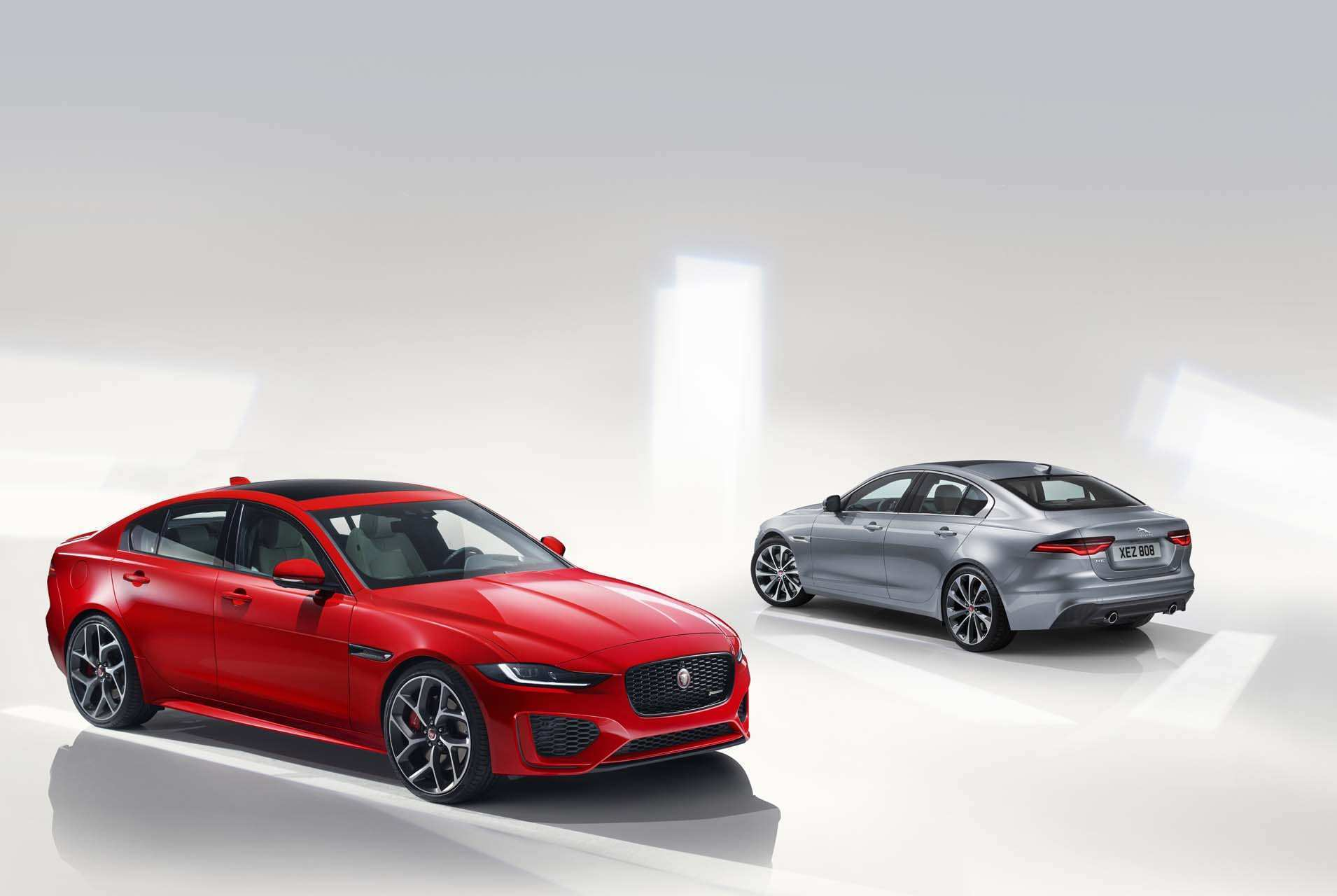 37 A 2020 Jaguar Xe Sedan Prices