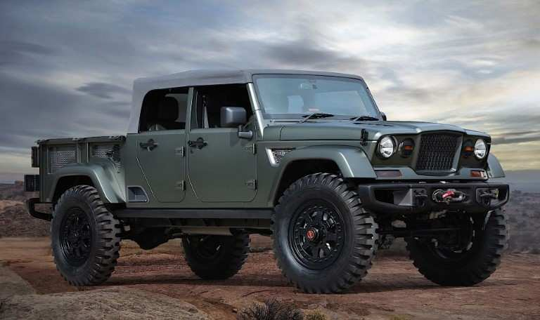 37 A 2020 Jeep Wrangler Release Date History
