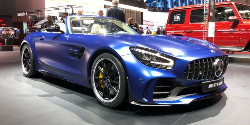 37 A 2020 Mercedes AMG GT Performance And New Engine