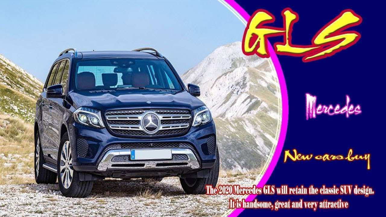37 A 2020 Mercedes Gl Class Review And Release Date