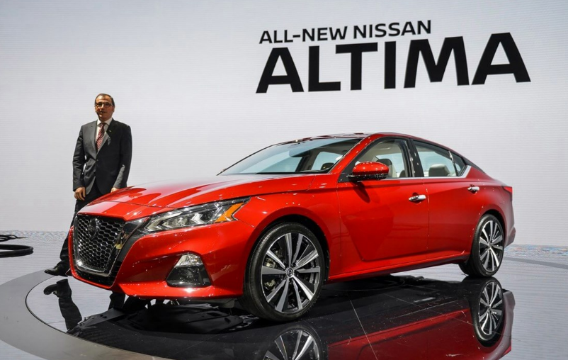 37 A 2020 Nissan Altima Coupe Redesign And Concept