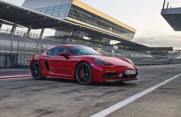 37 A 2020 Porsche Cayman Concept And Review