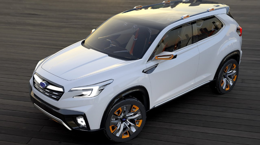 37 A 2020 Subaru Tribeca Rumors