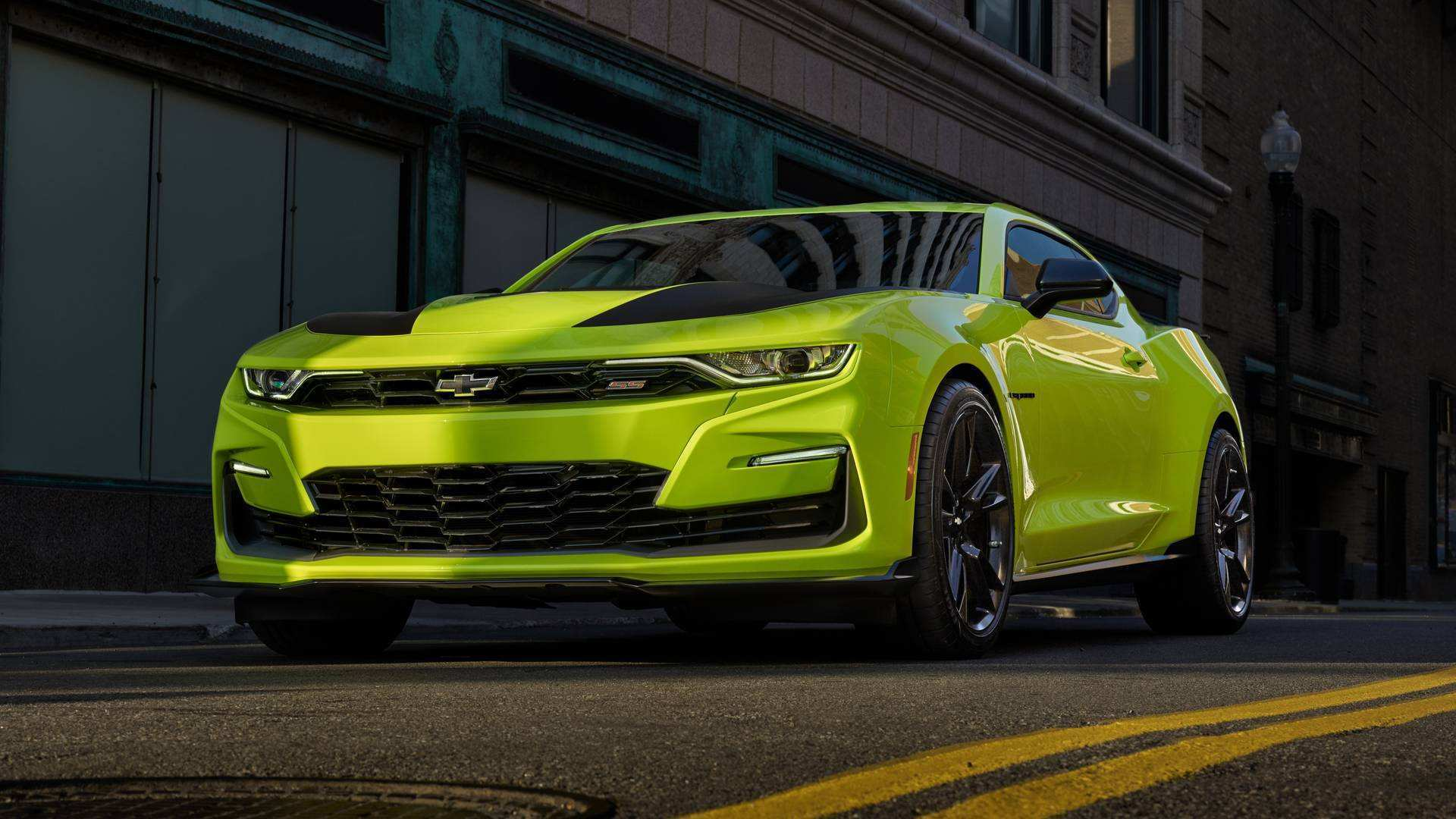 37 A 2020 The Camaro Ss Review