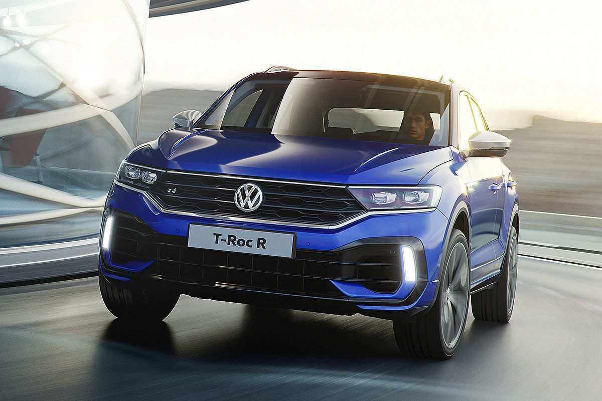 37 A 2020 VW Tiguan Photos