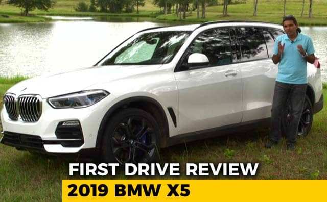 37 A Next Gen BMW X5 Suv Spy Shoot