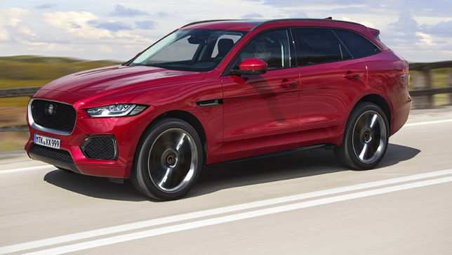 37 A Suv Jaguar 2019 Redesign And Concept