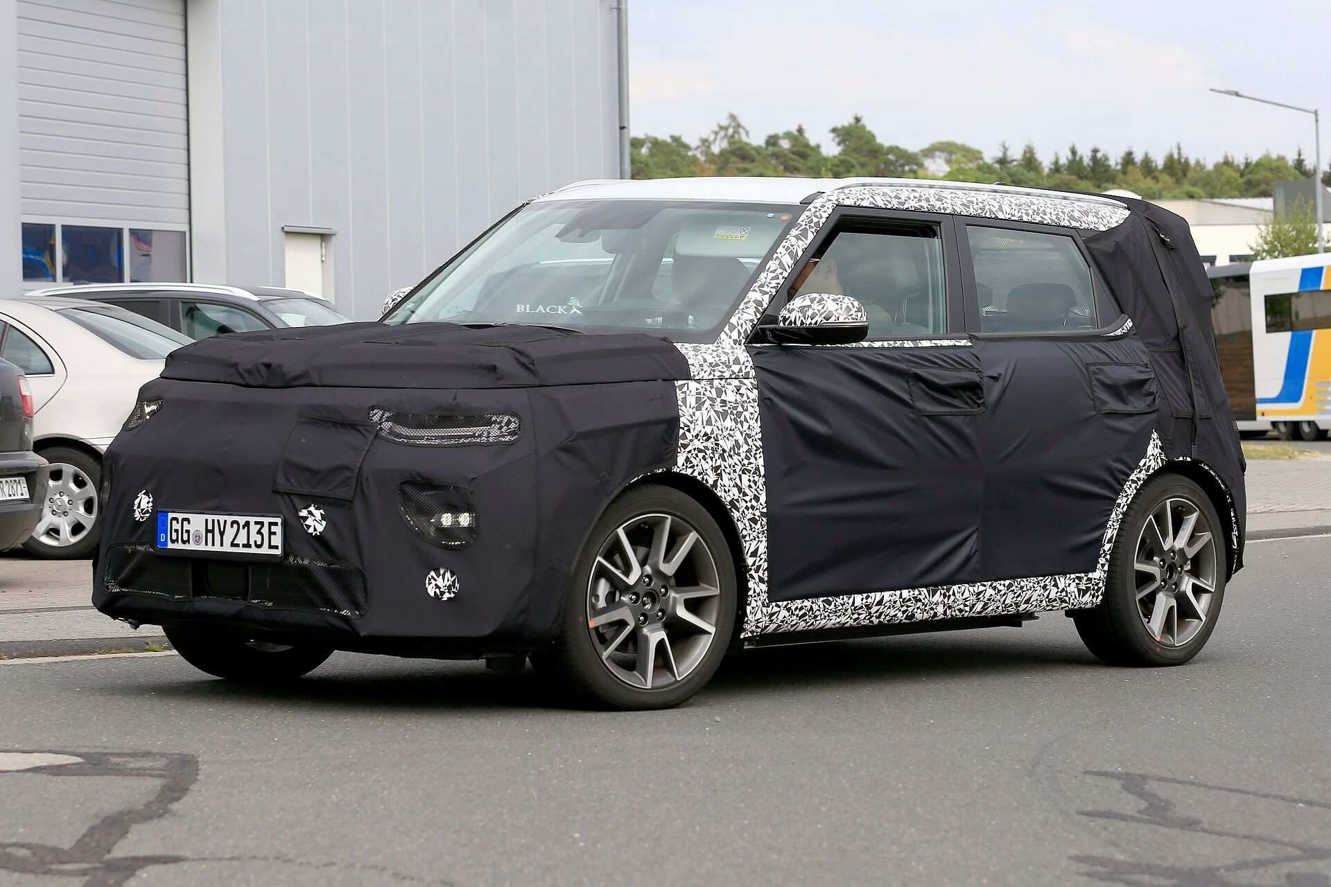 37 All New 2019 All Kia Soul Awd Picture