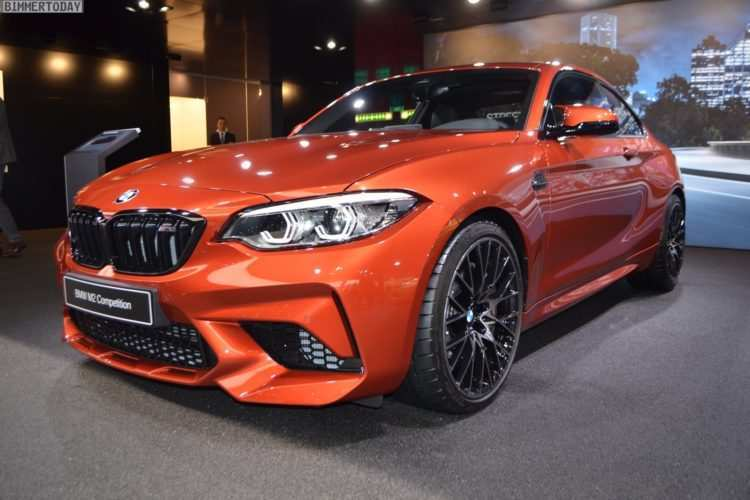 37 All New 2019 BMW M2 New Concept