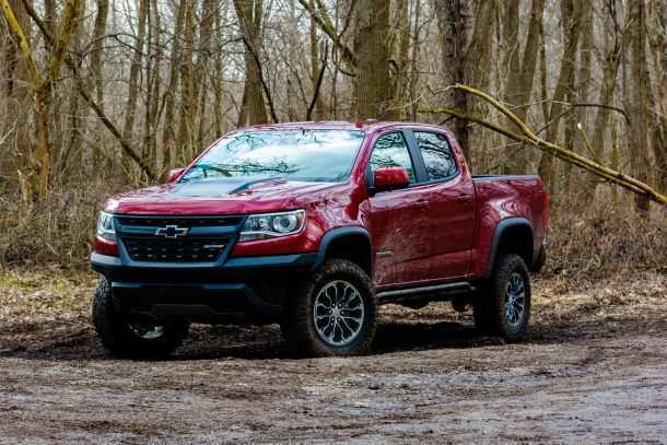 37 All New 2019 Chevrolet Colorado Z72 First Drive