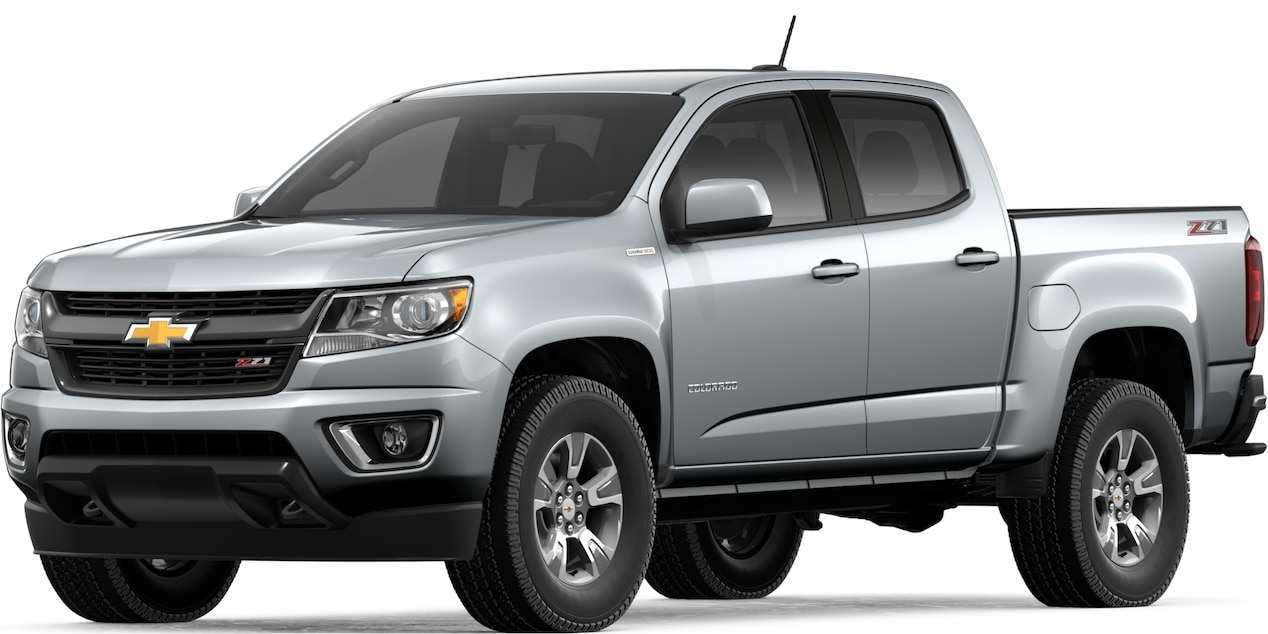 37 All New 2019 Chevy Colarado Diesel Review And Release Date