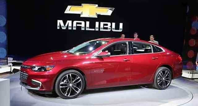 37 All New 2019 Chevy Malibu Ss Wallpaper