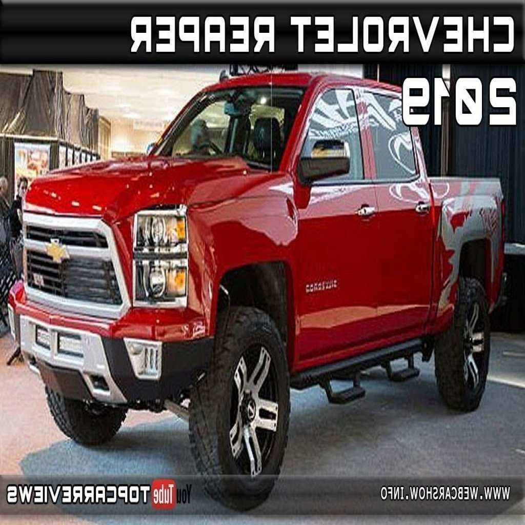 37 All New 2019 Chevy Reaper Price Design And Review