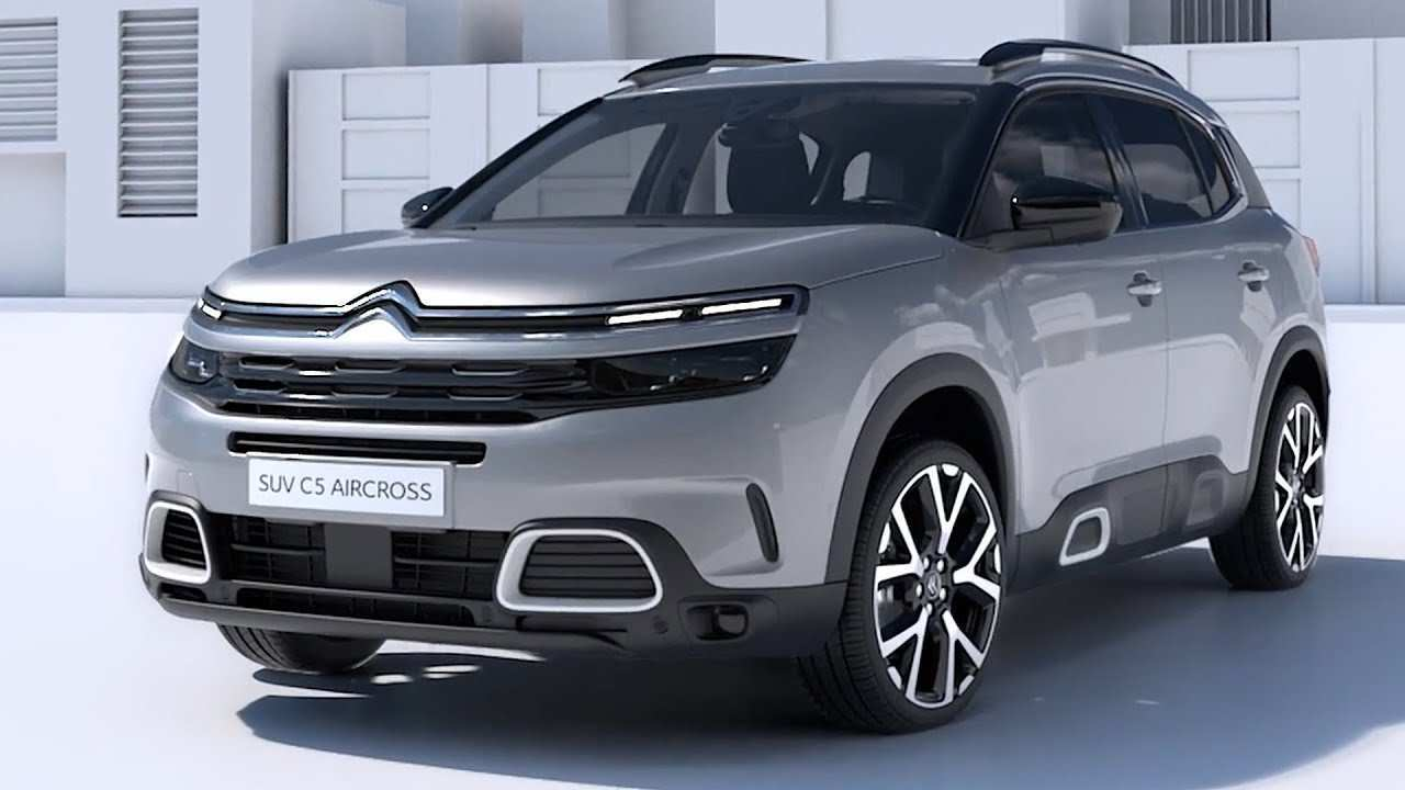 37 All New 2019 Citroen C5 Concept And Review