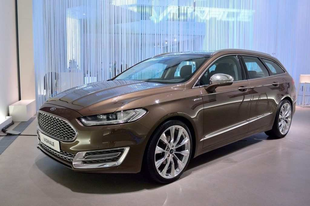 37 All New 2019 Ford Mondeo Vignale Spesification