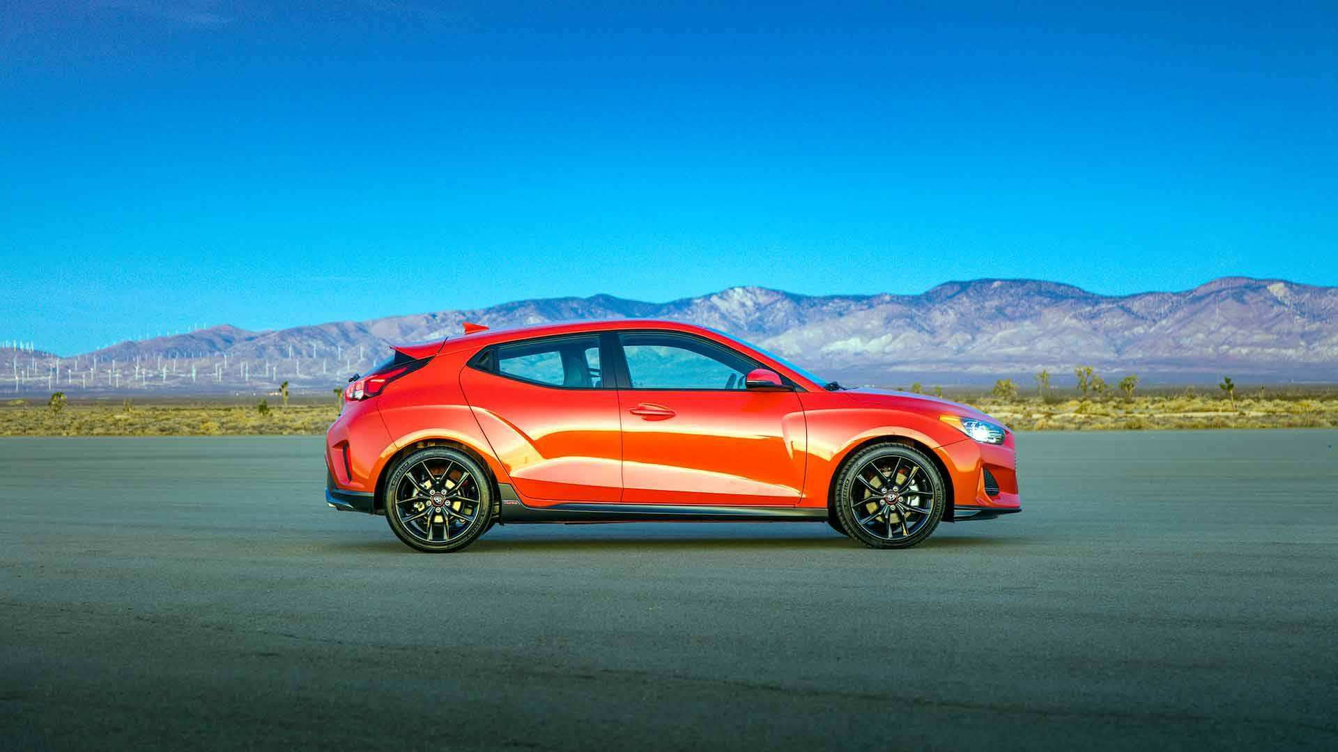 37 All New 2019 Hyundai Veloster Turbo Pictures