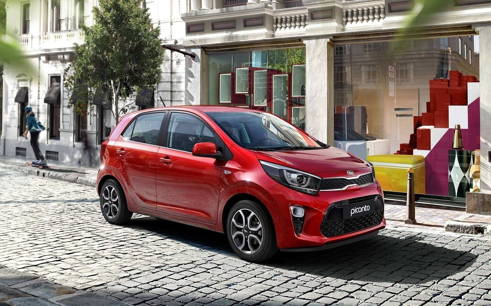 37 All New 2019 Kia Picanto Egypt Engine