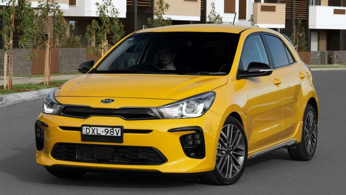37 All New 2019 Kia Rio Picture