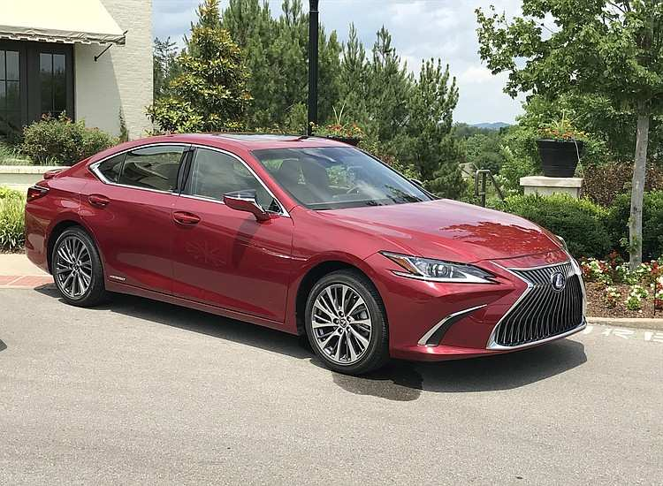 37 All New 2019 Lexus ES 350 New Review