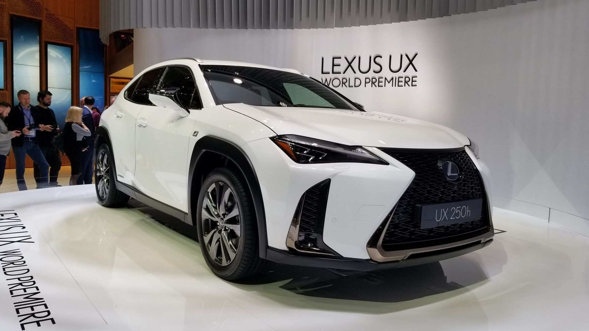 37 All New 2019 Lexus Ux Release Date Review And Release Date