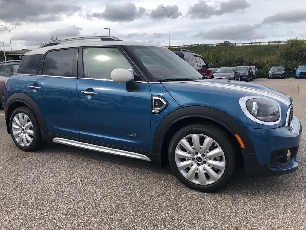 37 All New 2019 Mini Cooper Countryman Specs