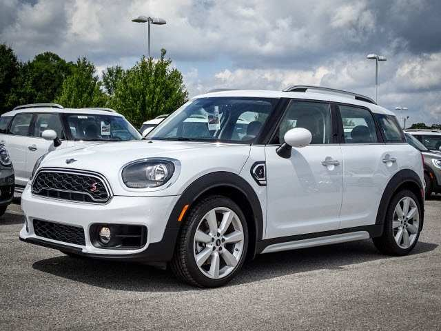 37 All New 2019 Mini Countryman Ratings