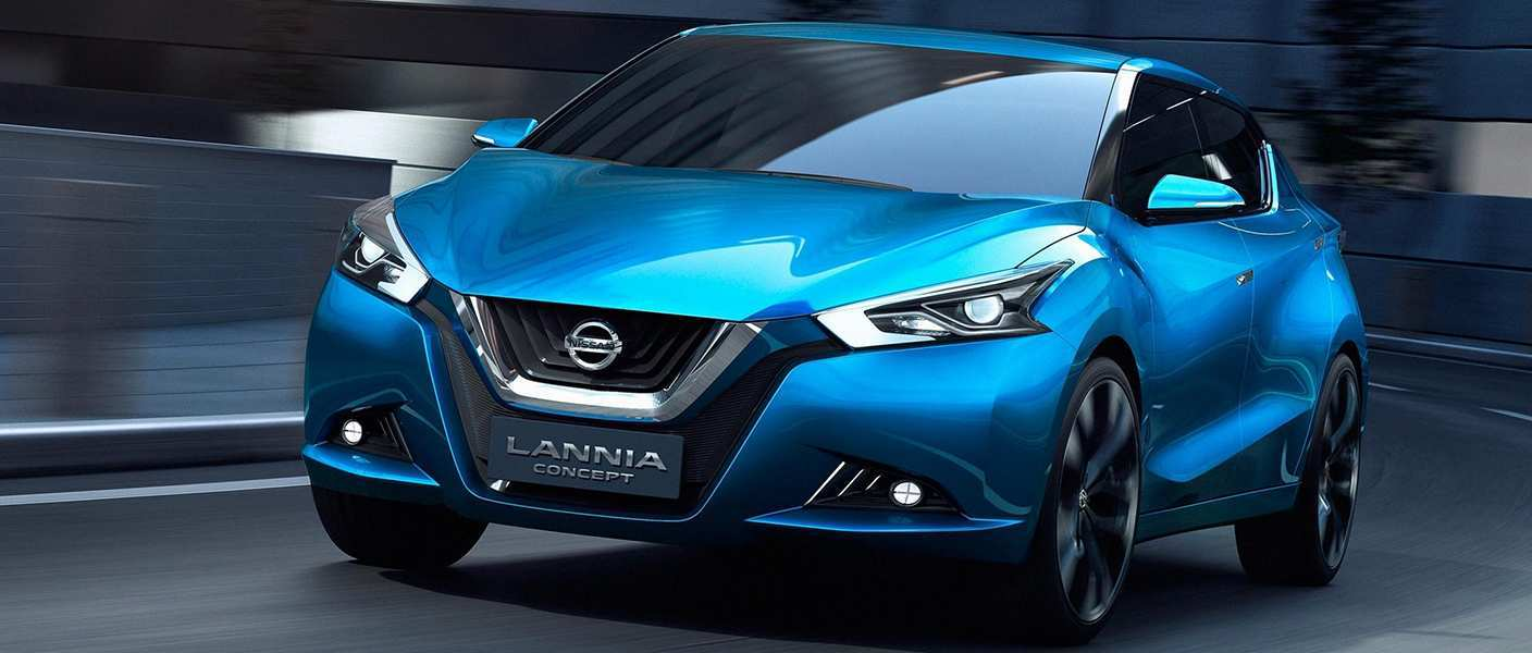 37 All New 2019 Nissan Lannia Exterior