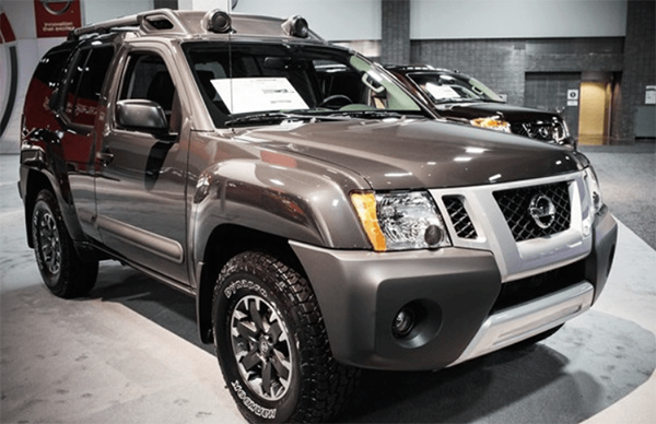 37 All New 2019 Nissan Xterra Images