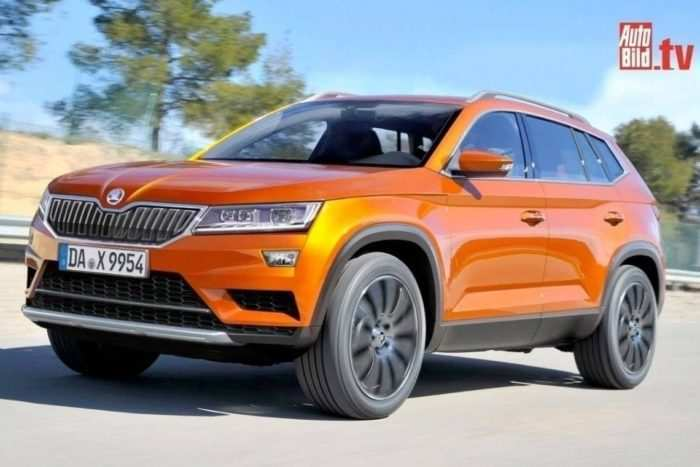 37 All New 2019 Skoda Yeti India Egypt Release Date
