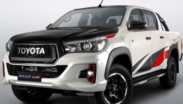 37 All New 2019 Toyota Hilux Spy Shots New Model And Performance