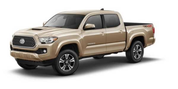 37 All New 2019 Toyota Tacoma Quicksand Wallpaper