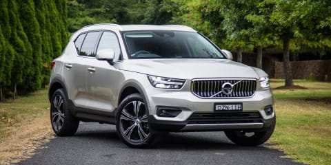 37 All New 2019 Volvo Xc40 Owners Manual Release Date